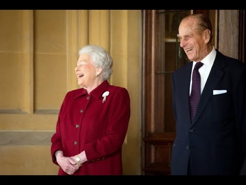 Queen Elizabeth II, Prince Philip celebrate 70 years