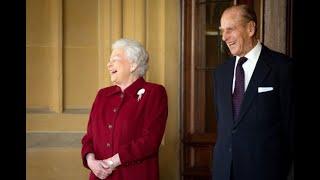 Queen Elizabeth II, Prince Philip celebrate 70 years
