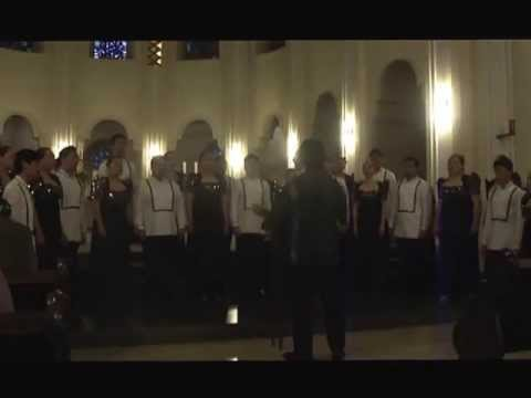 University of Santo Tomas Singers Concert Part 1