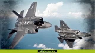 REVELAN EL GRAN SECRETO MILITAR DE EEUU: CÓMO DERRIBAR UN F-35
