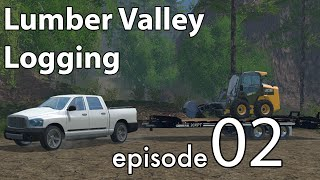 Lumber Valley Logging - FS15 - EP:2
