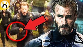 Captain America NEW Shield Explained | Avengers Infinity War