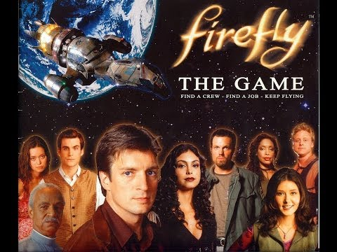 Off The Shelf Board Game Reviews Presents - Firefly