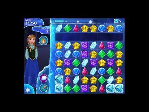 Disney Frozen Free Fall - Level 69 [Gameplay Walkthrough]