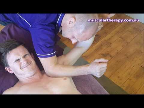 Frozen Shoulder | Anterior Deltoid Treatment | Melbourne Muscular Therapies