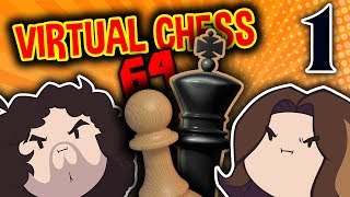 Virtual Chess 64: Chess Experts - PART 1 - Game Grumps