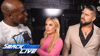 Will Apollo Crews or Andrade become King of the Ring?: SmackDown Exclusive, Aug. 13, 2019