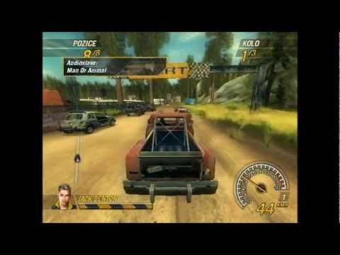 Test Drive Unlimited 2 Czech gameplay