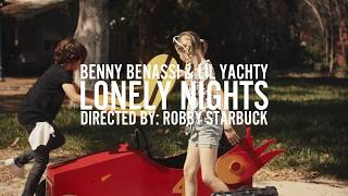 Benny Benassi - LONELY NIGHTS feat. Lil Yachty (Official Video) [Ultra Music]