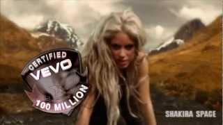 Shakira - Whenever, Wherever #VEVOCertified