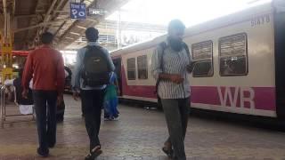 mumbai local train /borivali to churchgate