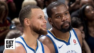 Kevin Durant is the best player, but the Warriors are Steph Curry's team – Mike Greenberg | Get Up!