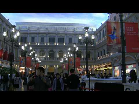 Hong Kong Ocean Park to Macau trip HD