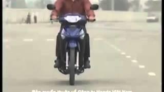 Hướng dẫn kỹ năng lái xe máy an toàn cho bạn khi tham gia giao thông