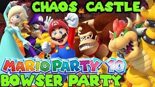 ABM: Mario Party 10 Bowser Party Chaos Castle