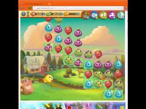 Farm Heroes Saga Level 105 Bambi In Farm Club