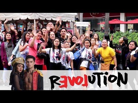 LIVE!!! JaDine Revolution Concert Preparations!