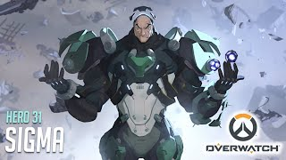 NEW Overwatch Character | Sigma Gameplay