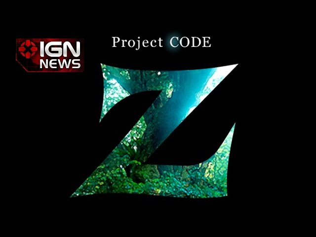 """Square Enix Teases """"Project Code Z"""" for PS4 - IGN News"""