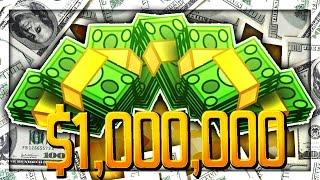 $1,000,000 MONEY MAKING CHALLENGE!