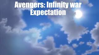 Avengers: Infinity War  anime naruto  Expectation Madara  and Reality Thanos 