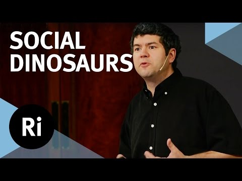 Social Behaviour in Dinosaurs - with David Hone