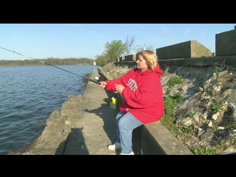 Ohio hosts free fishing weekend May 7 and 8