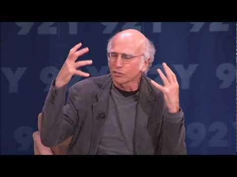 Larry David On The Horror Of Social Intercourse video