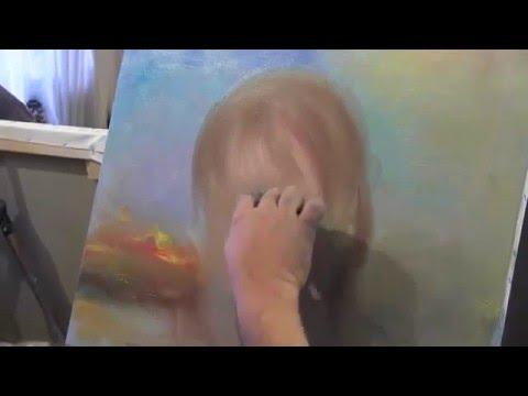 Мастер класс по живописи маслом видео художника