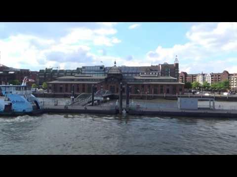 Hafenrundfahrt in Hamburg mit der Mein Schiff 5 1 Tage in Hamburg - Fischmarkt Halle