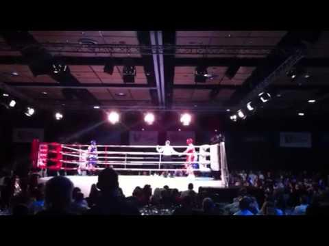 Jesse Ryder TKOs Mark Watson