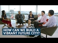 How Can We Build A Vibrant Future City? – Let's Think About It (Highlights) mp3 indir