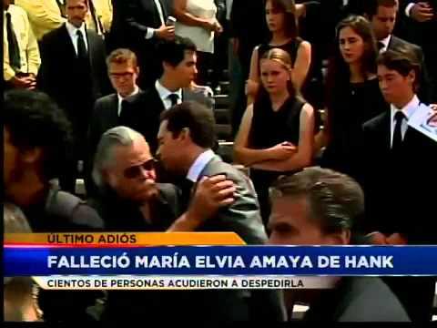 Ana Maria Amaya María Elvia Amaya de Hank