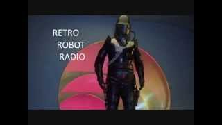 Retro Robot Radio show for August 22nd, 2015