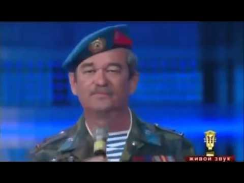 Военные, армейские песни - Синева (гимн Войск Дяди Васи)