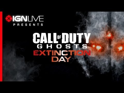 IGN Live Presents Call of Duty: Ghosts Extinction Day