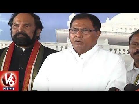 Highlights Of Telangana Assembly Sessions - Day 2 | Congress MLAs Expulsion | Sabha Samayam | V6