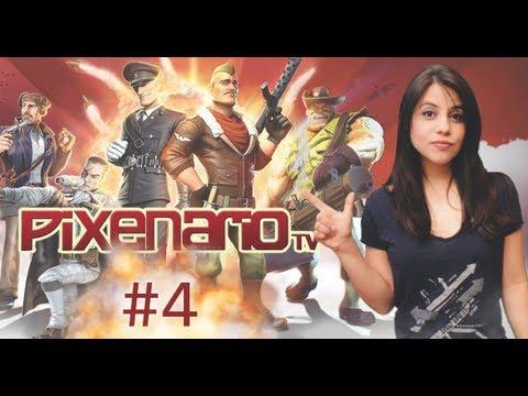 Pixenario TV. Episodio #4 - Ender's Game, Wolfenstein, Blitz Brigade, Gravity y más