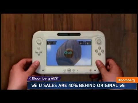 Nintendo Struggles as Wii U Sales Slow