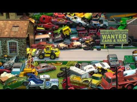 Toy Car Crashes Compilation ,  toy car crash, Hot Wheels High Speed Crash,POLICE CHASE & CRASH