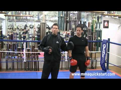 MMA Basics (Striking Technique) - Keeping the Elbows In - Coach's Drill Image 1