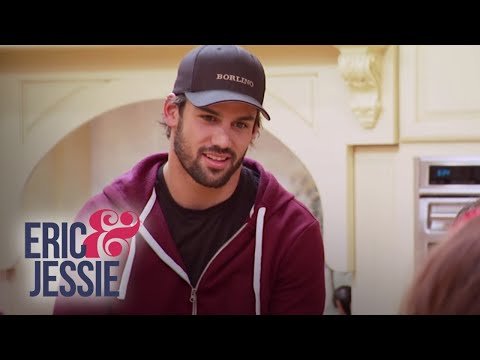Serious Eric vs. Prankster Jessie | Eric & Jessie: Game On | E!