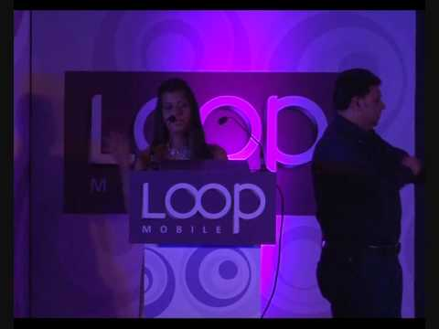 LOOP MOBILE ANNUAL AWARDS CEREMONY HOSTED & PERFORMED BY SHEFALI