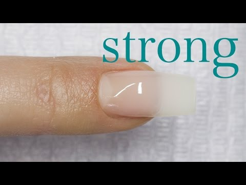 GEL UV Strong Builder Pink - How to apply
