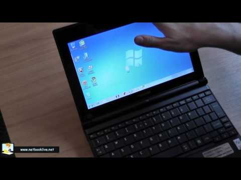 Toshiba NB505/NB500 netbook review