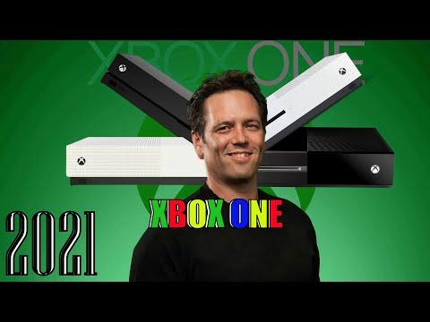 XBOX ONE в 2021 году