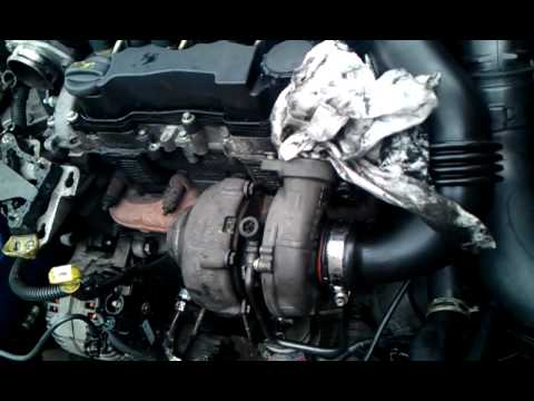 peugeot ford dv6 1.6 hdi turbo replacement complete overhall