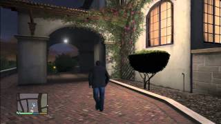 HD: Let's Play Grand Theft Auto 5 [Part 21] Michael's house (PS3) GTA V