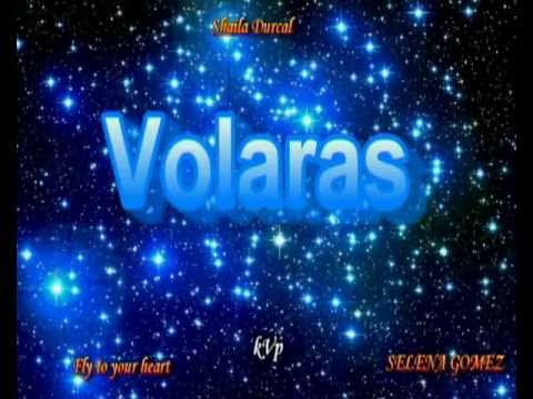 Fly To Your Heart (selena Gomez) En Español Volaras (shaila Durcal) video