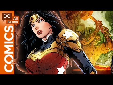 Beyond the Page: How Frank Miller Influenced Wonder Woman